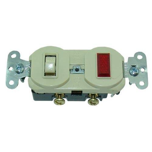 BALLY SWITCH W/SIGNAL LIGHT Replacement Part Number  17256