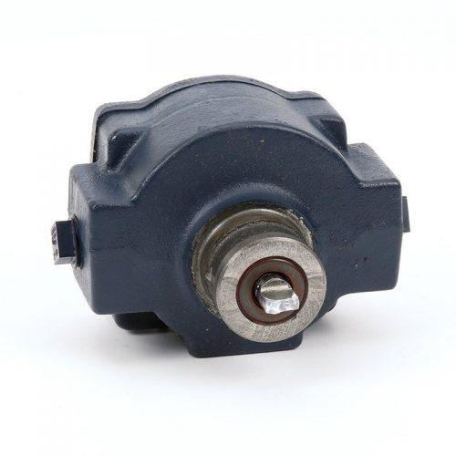 The Frymaster 8102098 gear pump is a genuine OCM part.