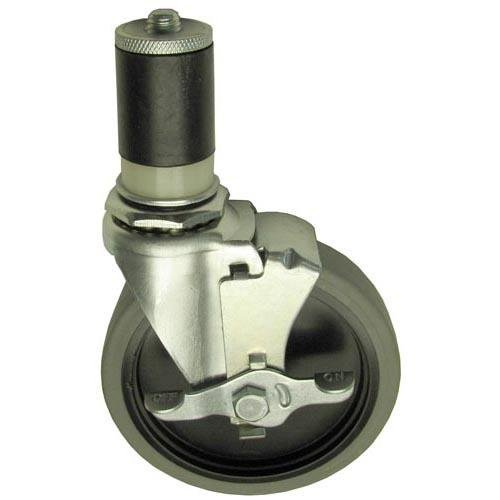 COMPONENT HARDWARE GROUP SWIVEL STEM CASTER W/BRK Replacement Part Number  C13-1451