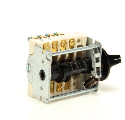 BAKERS PRIDE ROTARY SWITCH Replacement Part Number  M1282X