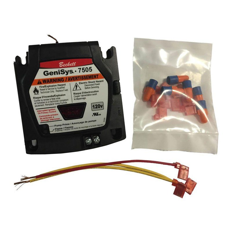 Beckett 1020494 7505B1500U Oil Primary With