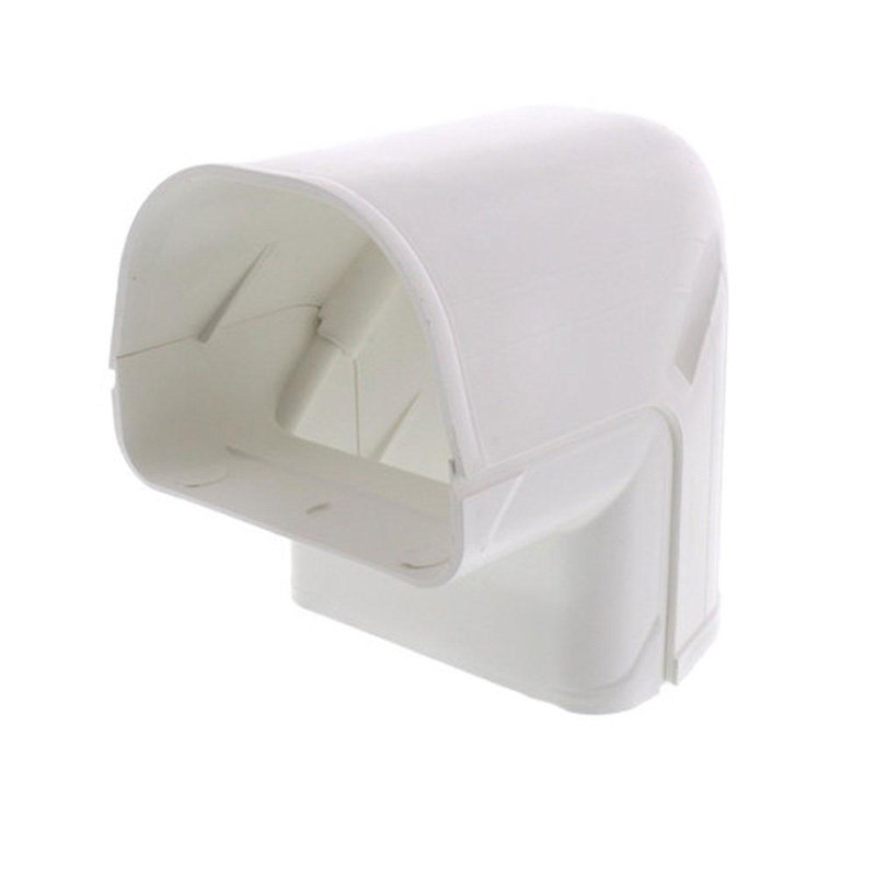 Rector 1028880 Fortress Lco92W 3-1/2 Wht Duct