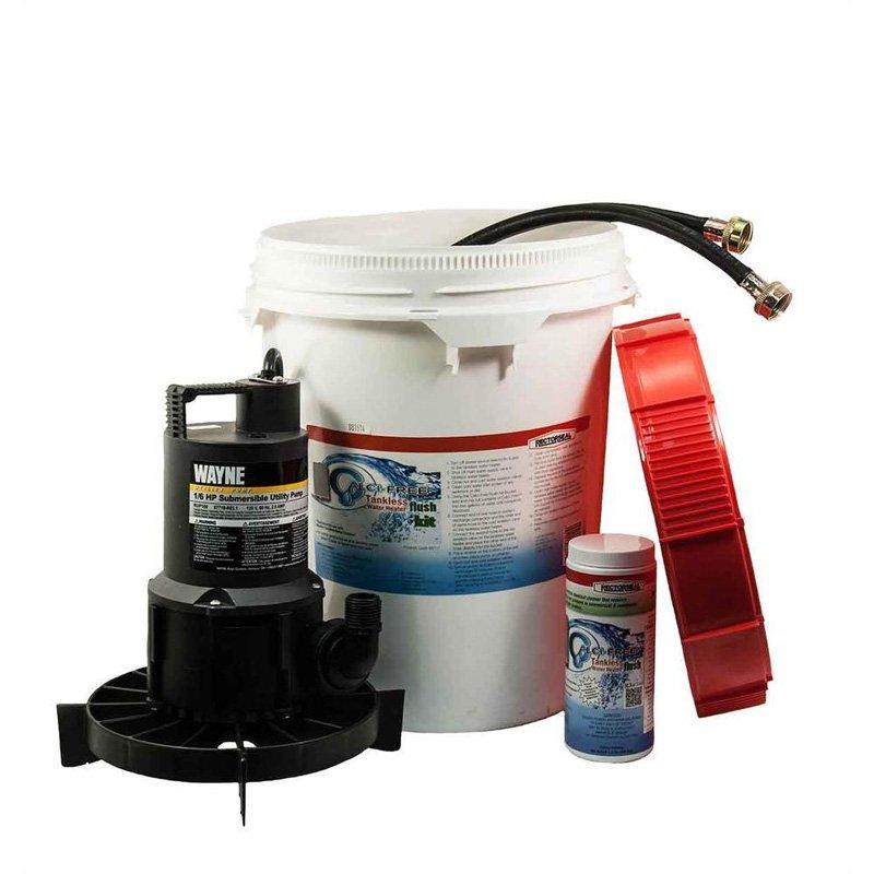 Rector 1110646 Seal 68711 Calci Free Flush