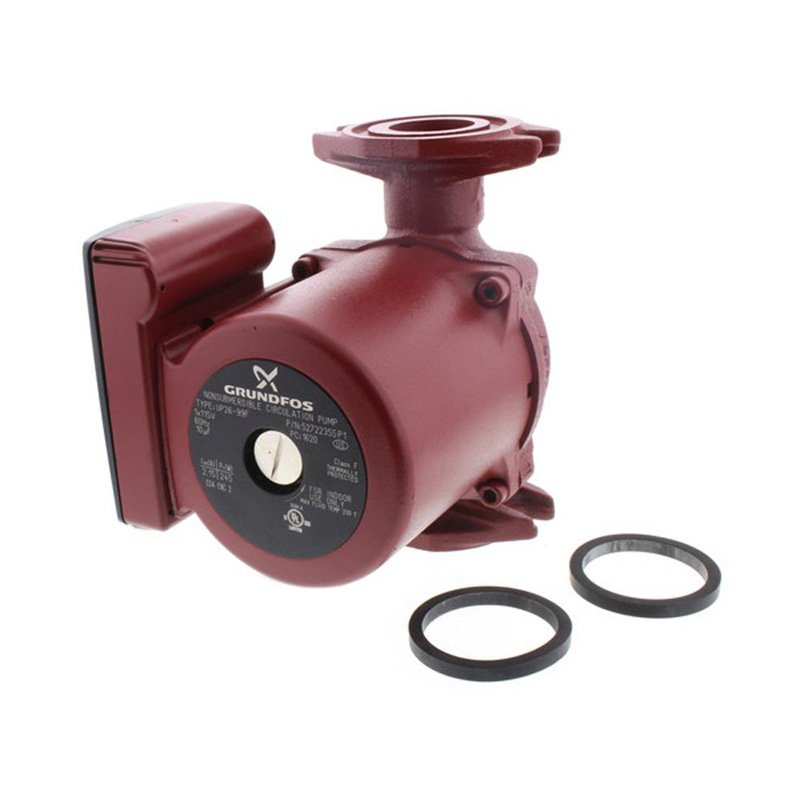 Grundfos 120490 Gf Up2699F Ci 1/6 115V Circ Pump