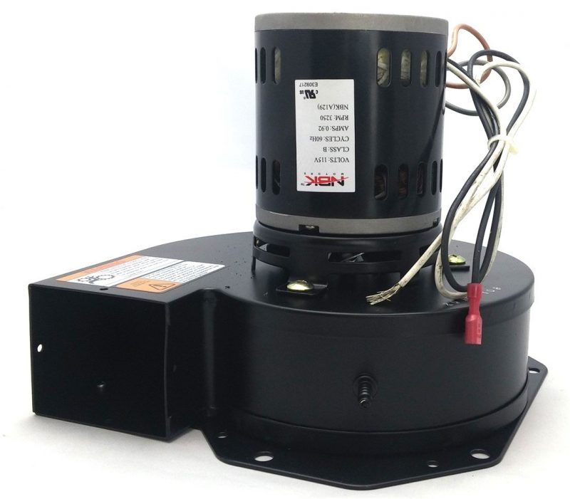Fasco A129 Pellet Stove Blower Motor Draft Inducer 115V