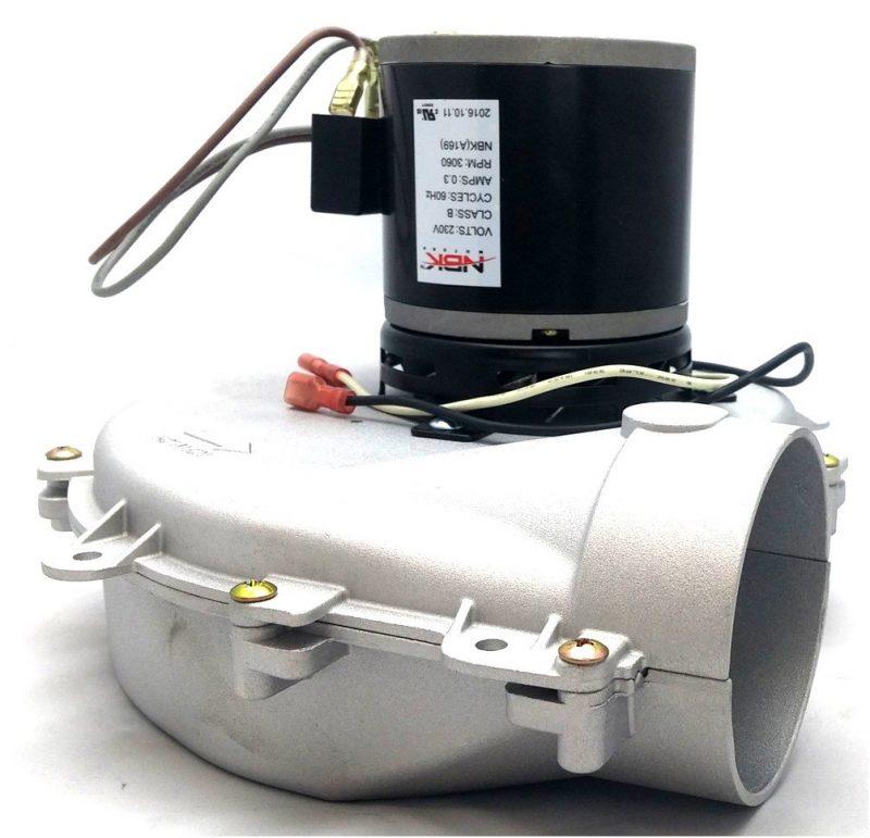 Fasco A169 Pellet Stove Blower Motor Draft Inducer 230V