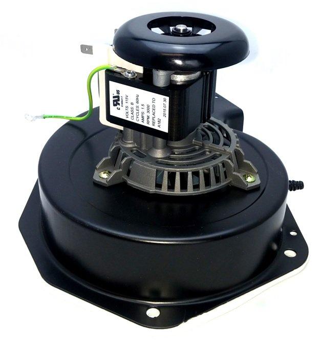 Fasco A182 Pellet Stove Blower Motor Draft Inducer 115V