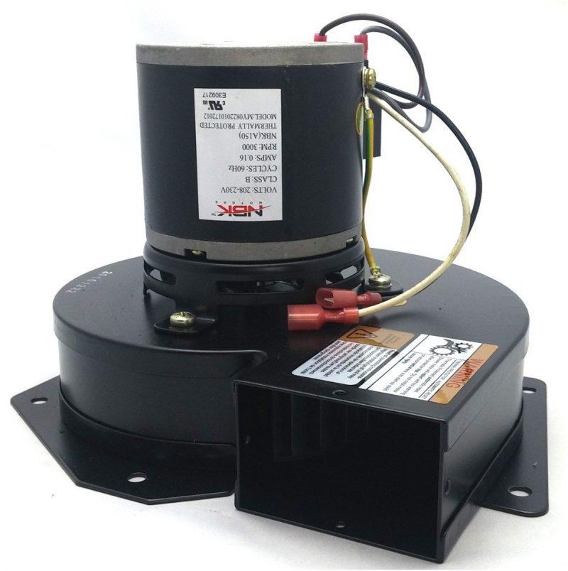 Fasco A150 Pellet Stove Blower Motor Draft Inducer 230V