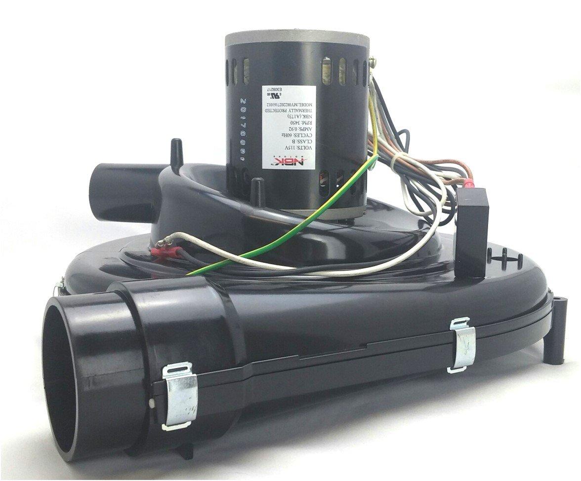 Fasco A173 Pellet Stove Blower Motor Draft Inducer 115V