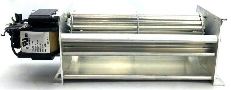 Fasco B22507 Hvac Stove Blower 115V 60Hz Phase 1.55 Rpm 2730 Cfm 160