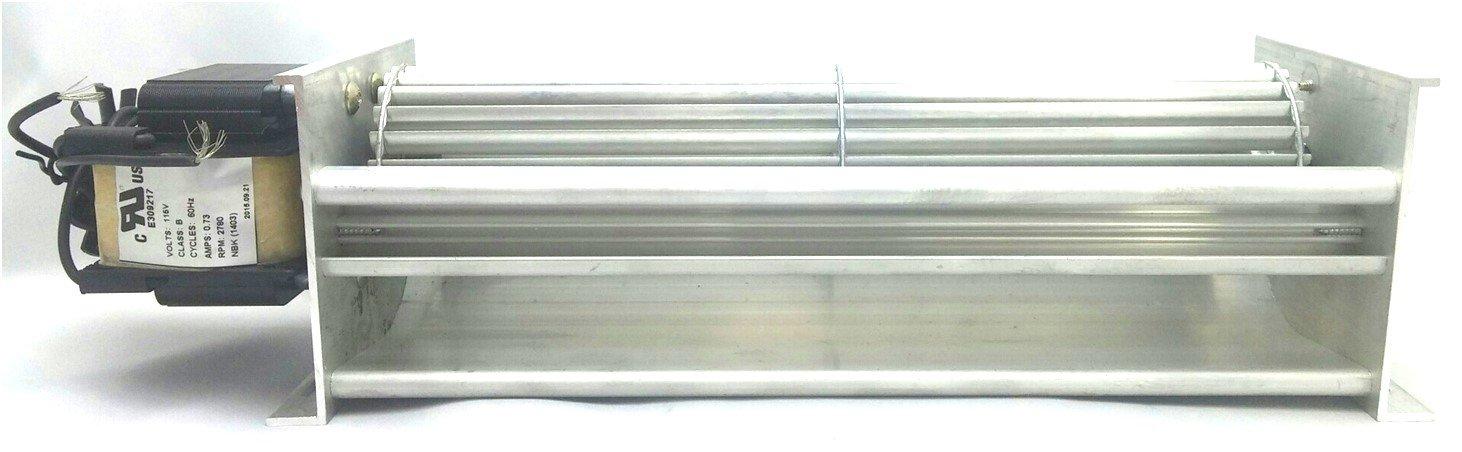 Fasco B22510 Pellet Stove Blower 115V 60Hz Amp 0.73 Rpm 2780 Cfm 153