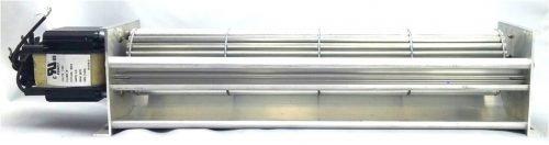 Fasco B22513 Pellet Stove Blower 116V 60Hz Amp 0.9 Rpm 2670 Cfm 215