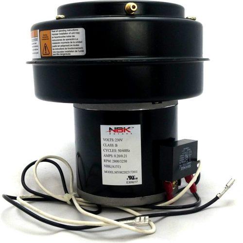 Fasco A151 Pellet Stove Blower Motor Draft Inducer 230V 1050144