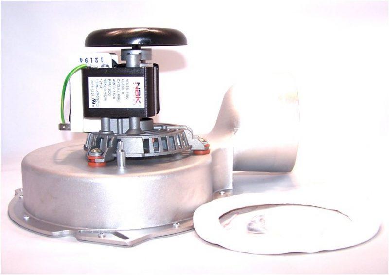 Fasco 1014529 Pellet Stove Blower Motor Draft Inducer 115V