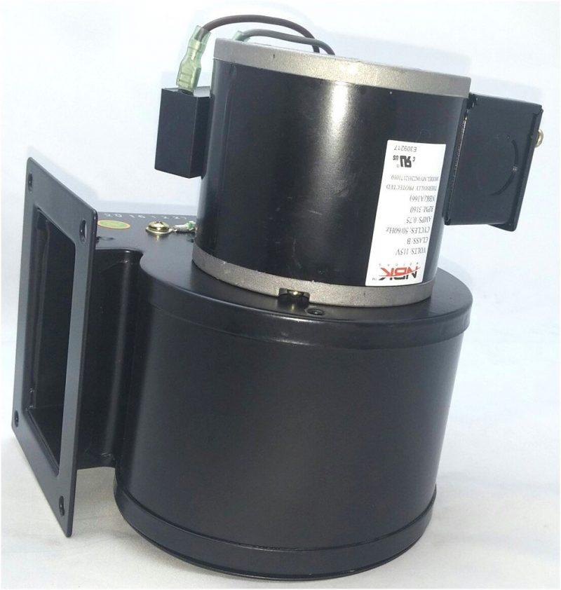 Fasco A166 Pellet Stove Centrifugal Blower 115 Volts 3200 Rpm
