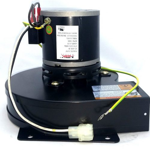 Fasco A143 Pellet Stove Blower Motor Draft Inducer 115V 60Hz A143