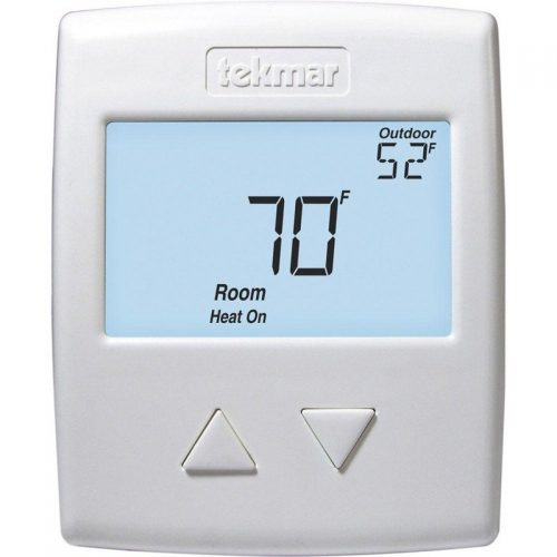 Tekmar 1257391 519 Radiant Thermostat W/079