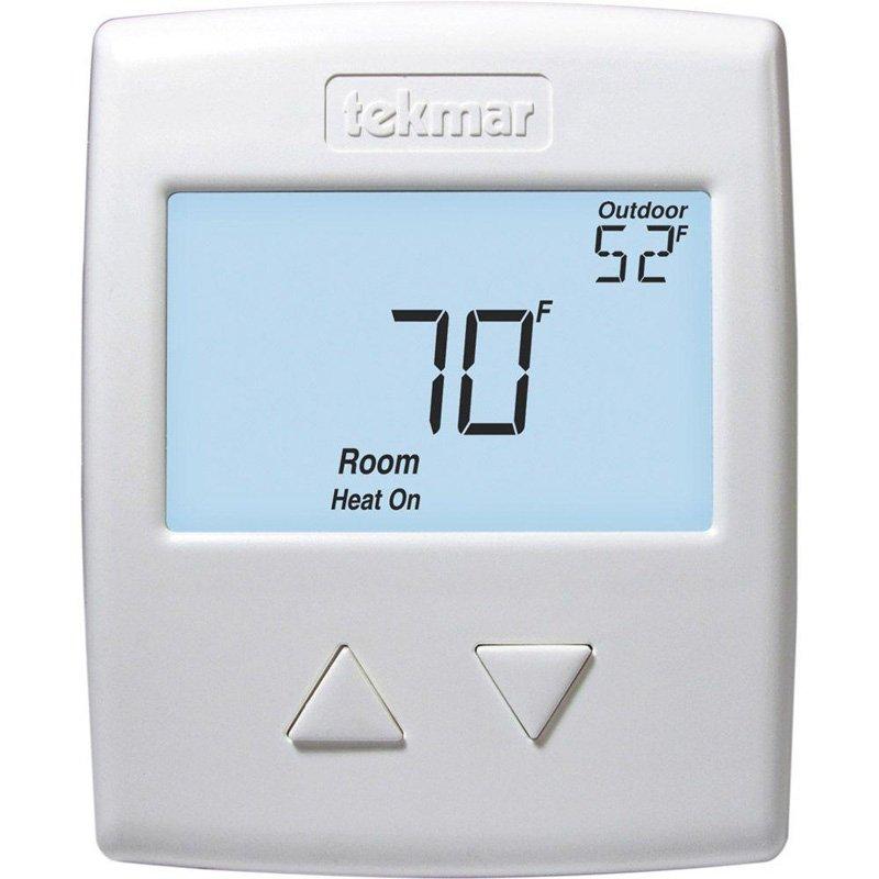 Tekmar 1257391 519 Radiant Thermostat W/079