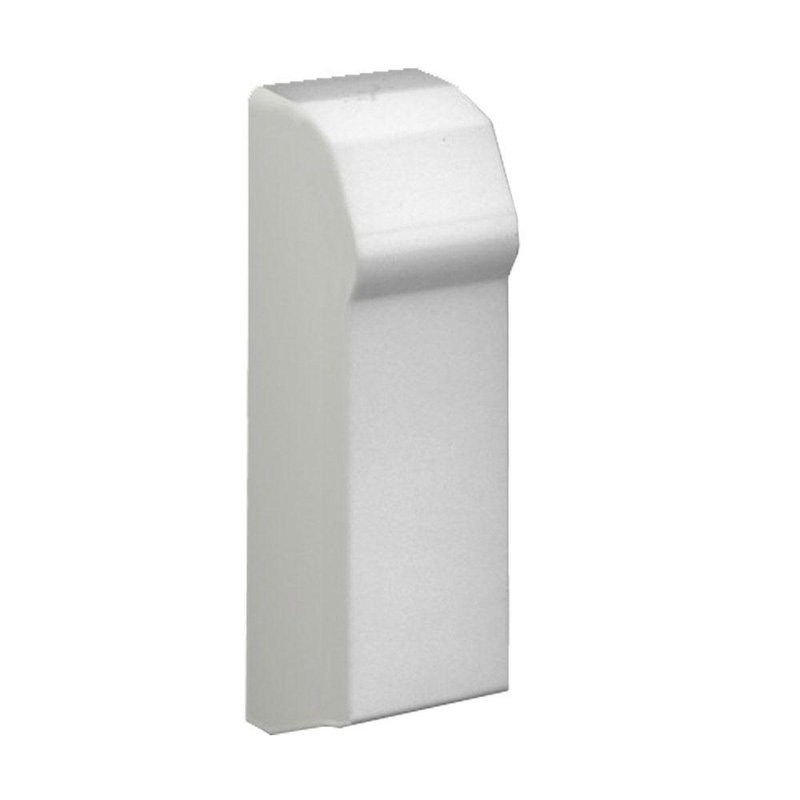 Fine/Line 30 2 in. Left End Cap Non-Hinged