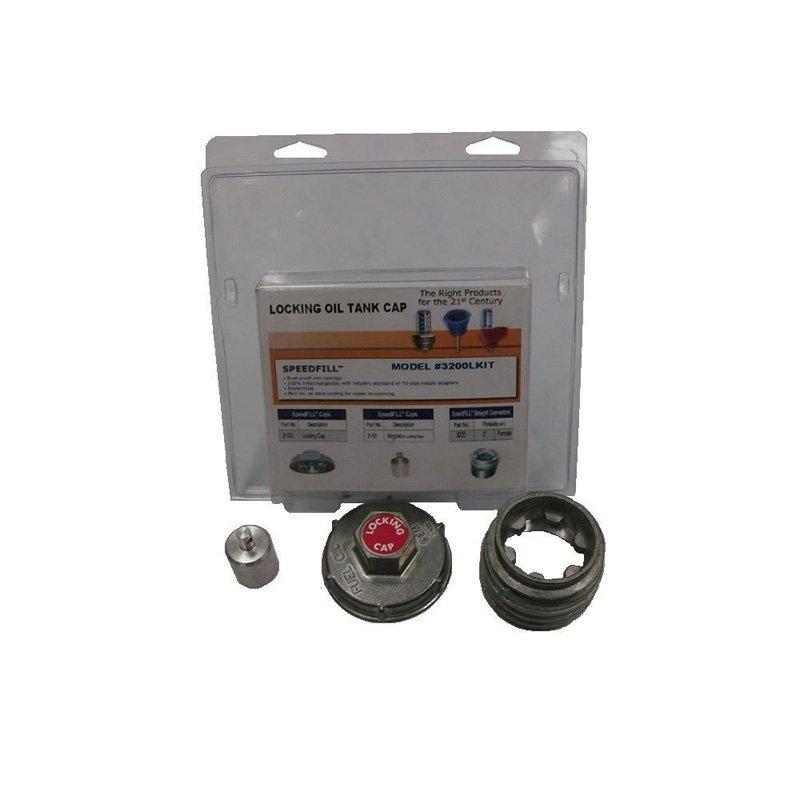 Oem 1357519 3200Lkit 2 Ot Locking Cap Kit