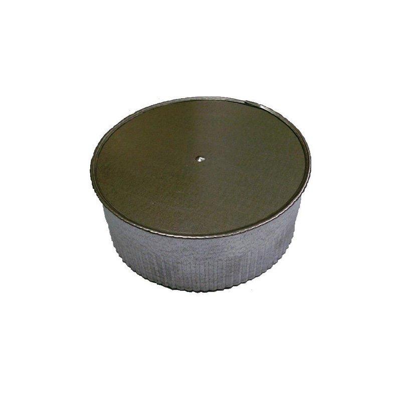 Francer 1366318 6 Galv 24Ga Smoke Pipe Plug