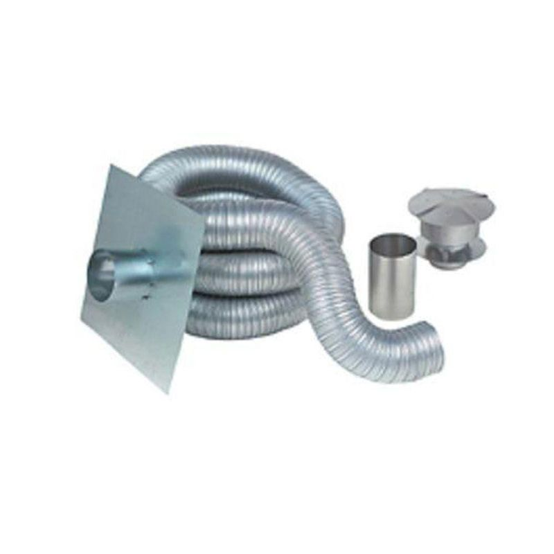 Zflex 1383471 Z-Flex 2Gackit0425 4X25 Alum Gas