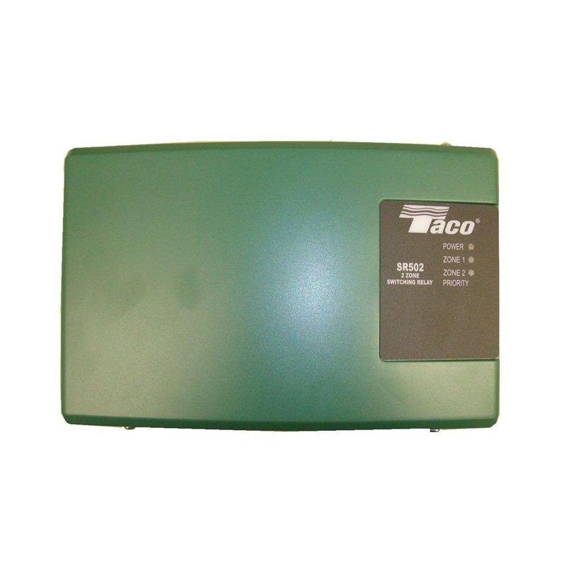 Taco 1397653 Sr502-4 Switching Relay 2 Zone