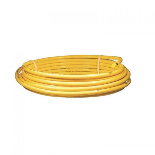 Coptube 1455479 1/2Odx50 Yellow Coated Copper Gas