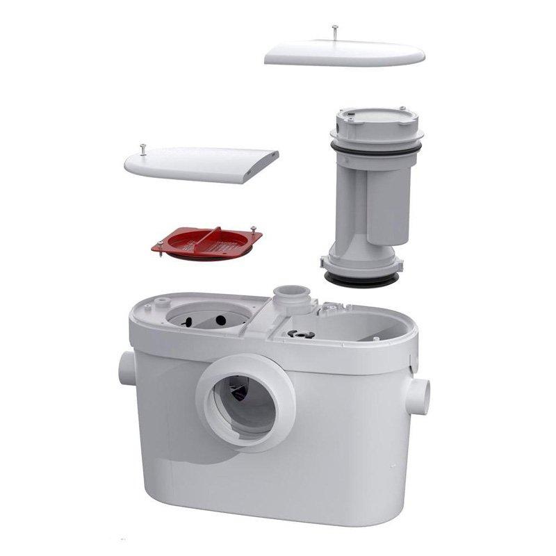 Sanall 1542280 Sfa 081 Saniaccess2 Macerating Pump