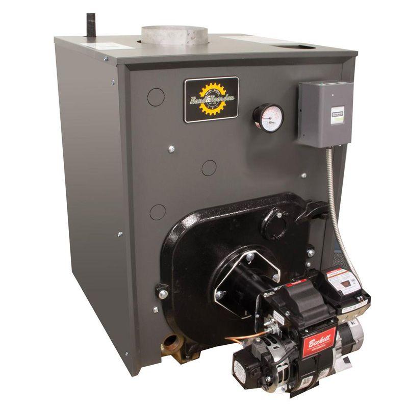 Rand & Reardon RRO 179 oil fired water boiler