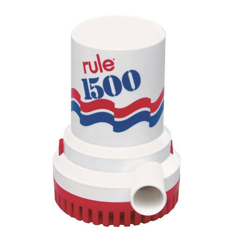 Xylem 1819122 02 Rule 1500 Standard Pump