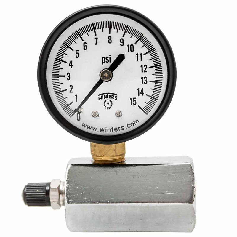 Winters 1835779 Petg202 Gas Test Gauge