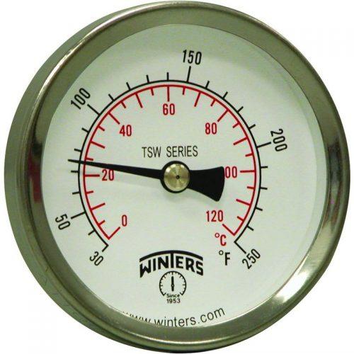 """Winters 1835793 Tsw174Lf 2.5"""" Hot Water"""