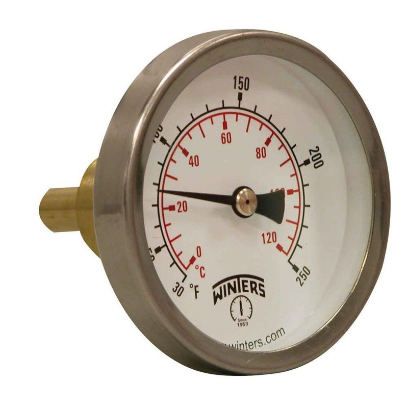 "Winters 1835796 Tsw174-Swlf 2.5"" Hot Water"