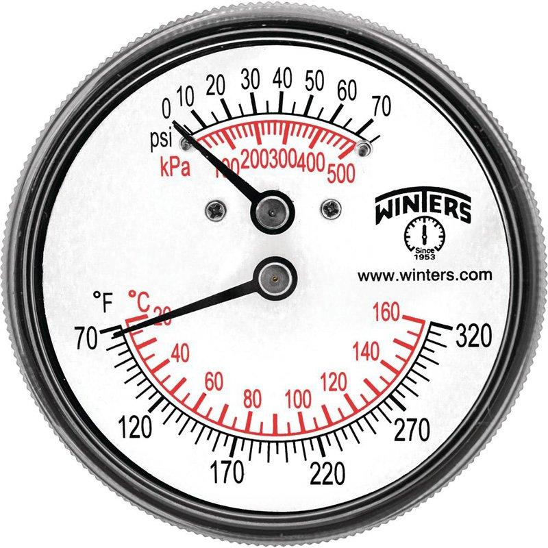"""Winters 1835799 Ttd410-Bushing 2.5"""""""