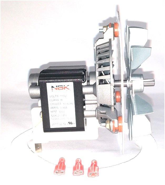 Englander Combustion / Exhaust Blower Motor Kit