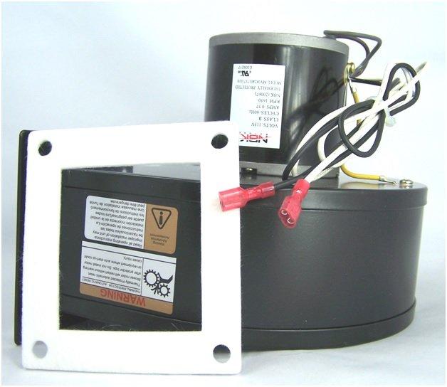 Lennox H5884 Pellet Stove Blower Motor