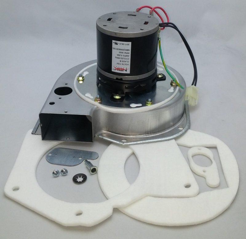 Lennox H6018 Pellet Stove Exhaust / Combustion Blower Motor