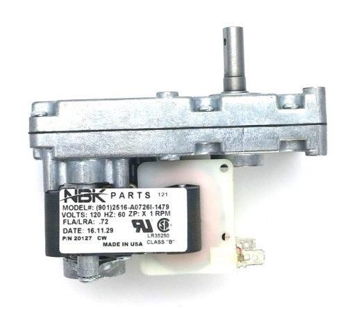 Whitfiled 12046300 Pellet Stove Auger Motor