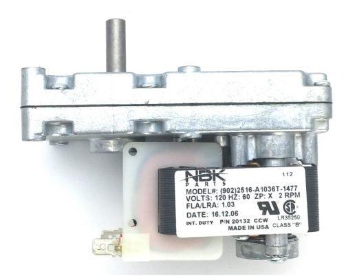 Quadrafire 812-1220 Pellet Stove Auger Motor
