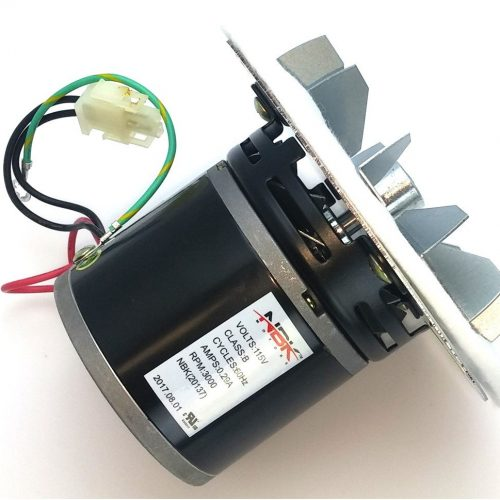 Whitfield 12056010 Pellet Stove Blower Motor Exhaust