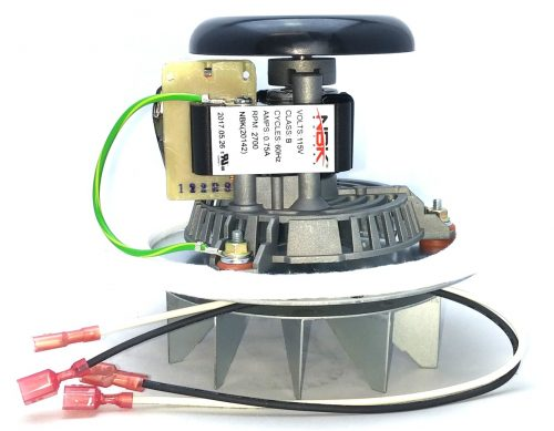 Kozi FAN12003 Pellet Stove Combustion Exhaust Fan Kit