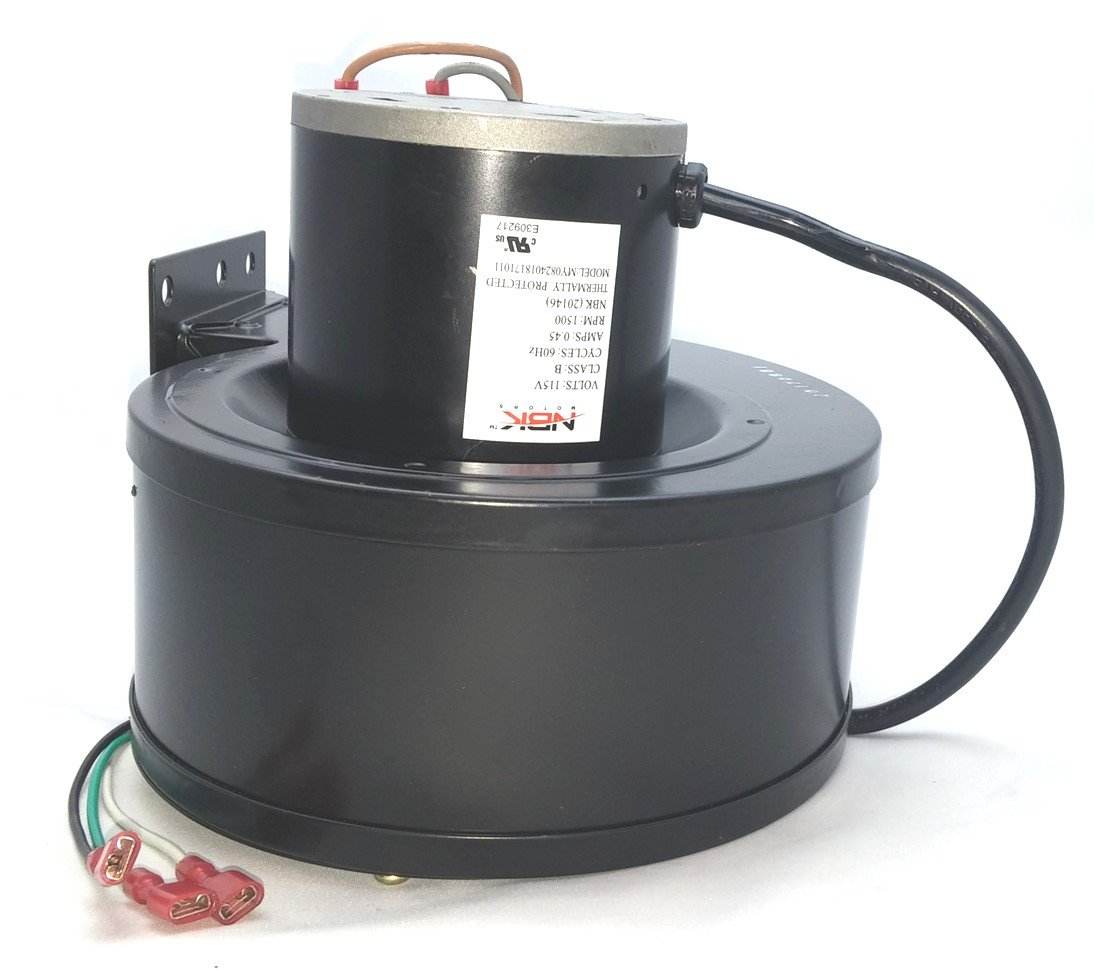 Harman 3-21-33647 Pellet Stove Blower Motor Convection