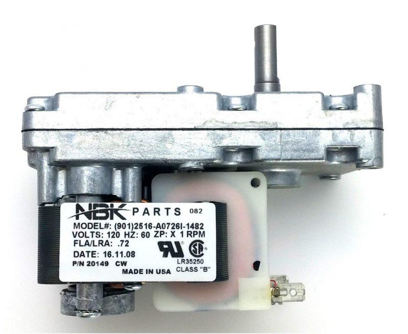 Napoleon NPAM Pellet Stove Auger Motor