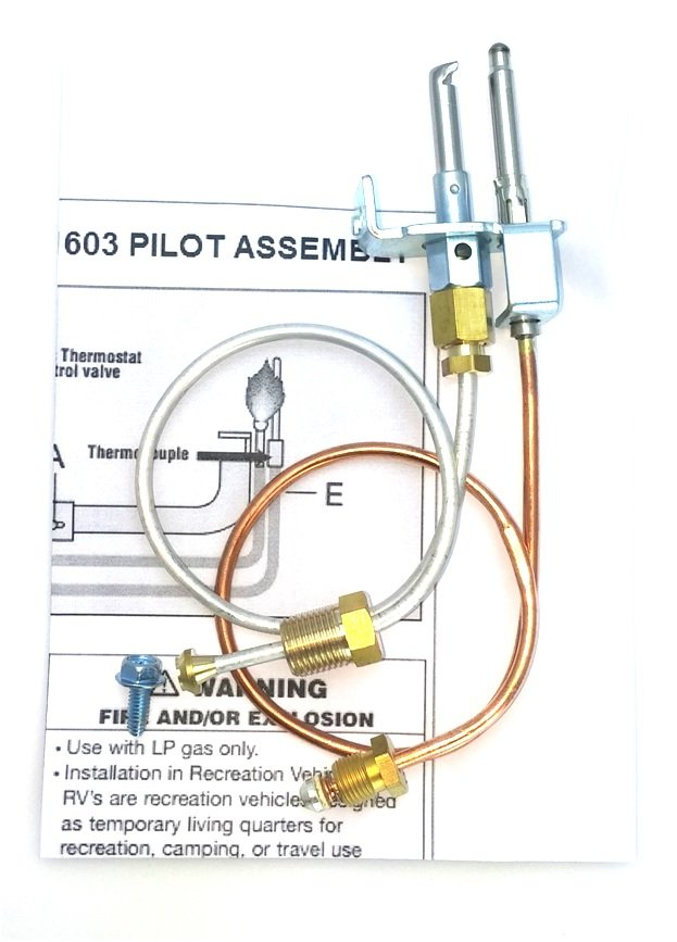 Atwood 91603 Rv Water Heater Jade Pilot Assembly
