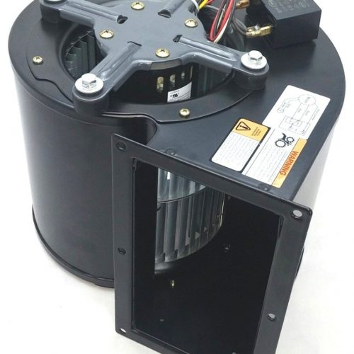 Dayton 1TDT8 blower motor 115V 60Hz 2 Speed