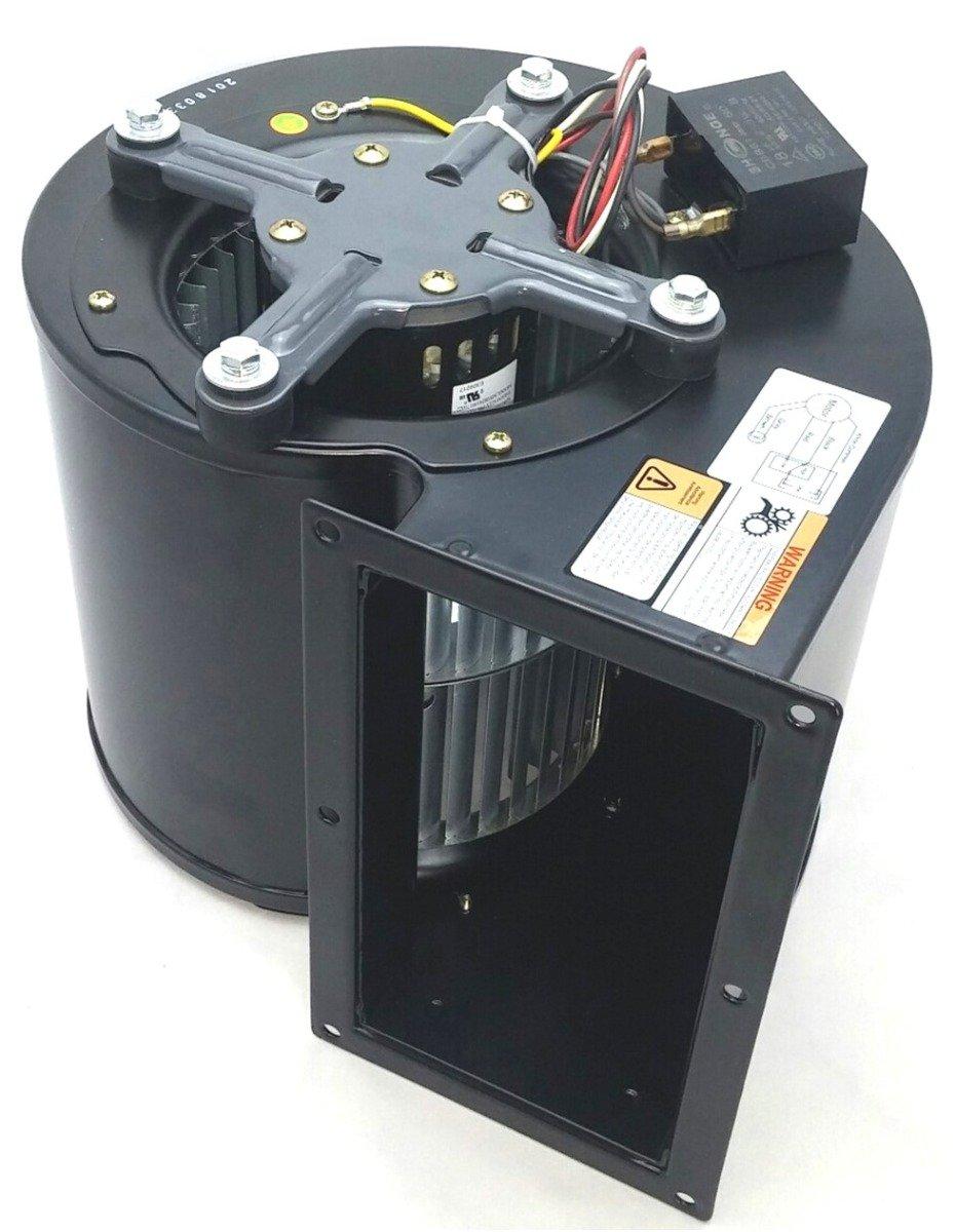 Dayton 1TDT8 blower motor 115V 60Hz 2 Speed