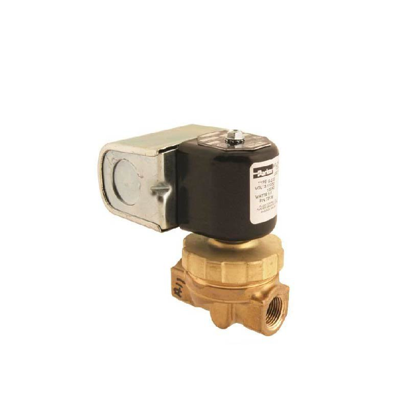 "Hobart Solenoid Valve 3/8 "" In/Out 110-120V"