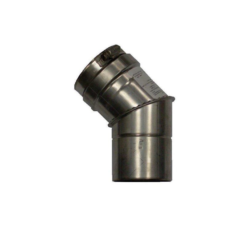 Zvent 326662 Z-Vent 2Sveewcf0345 3X45 Elbow