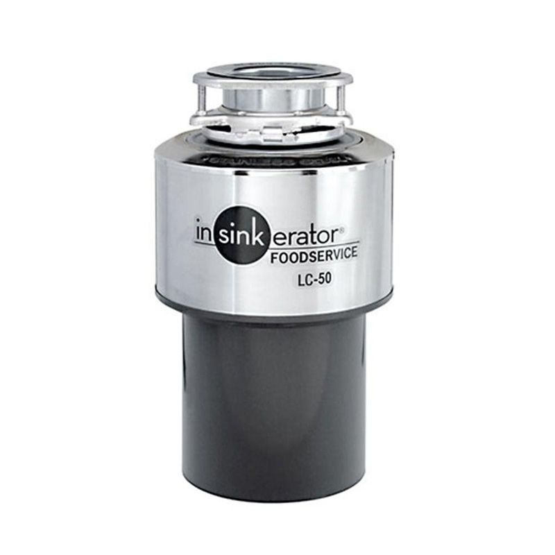 Ise 337731 Lc-50 Light Comm Disposer